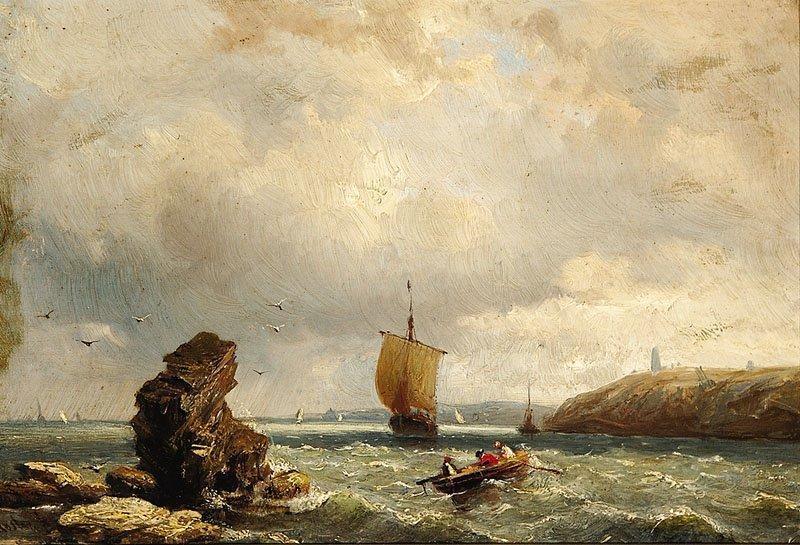 Everhardus Koster (Dutch, 1817-1892)