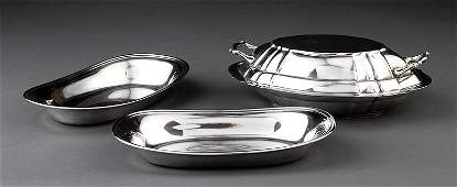 A Group of American Sterling Silver Tableware