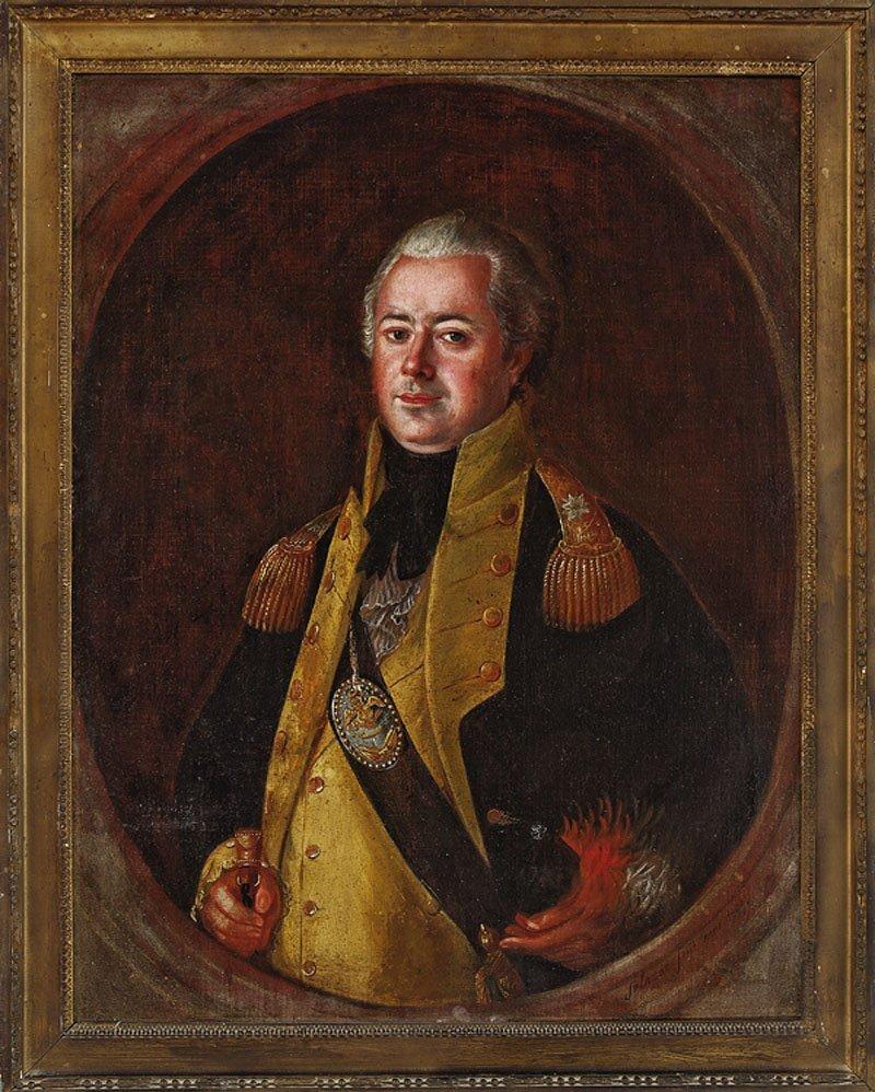 José Francisco Xavier de Salazar y Mendoza