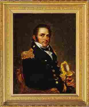 After John Wesley Jarvis (American, 1780-1840)