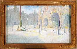 Attributed to Colin Campbell Cooper
