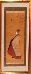 Attributed to Kitagawa Utamaro (Japanese, 1753)