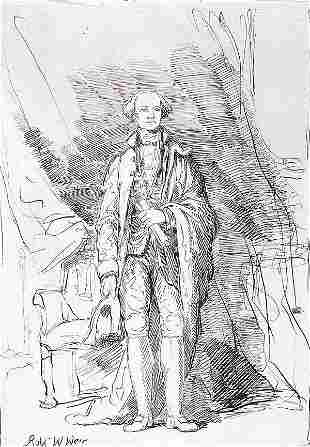Robert Walter Weir (American, 1803-188