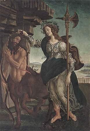 After Sandro Botticelli (Italian, 1444