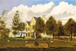 American School, late 19th/early 20th c