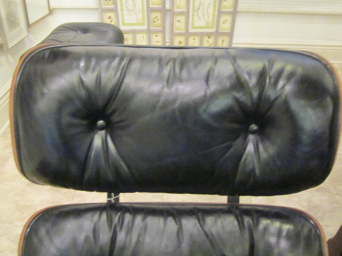 Eames Lounge Chair and Ottoman - 4