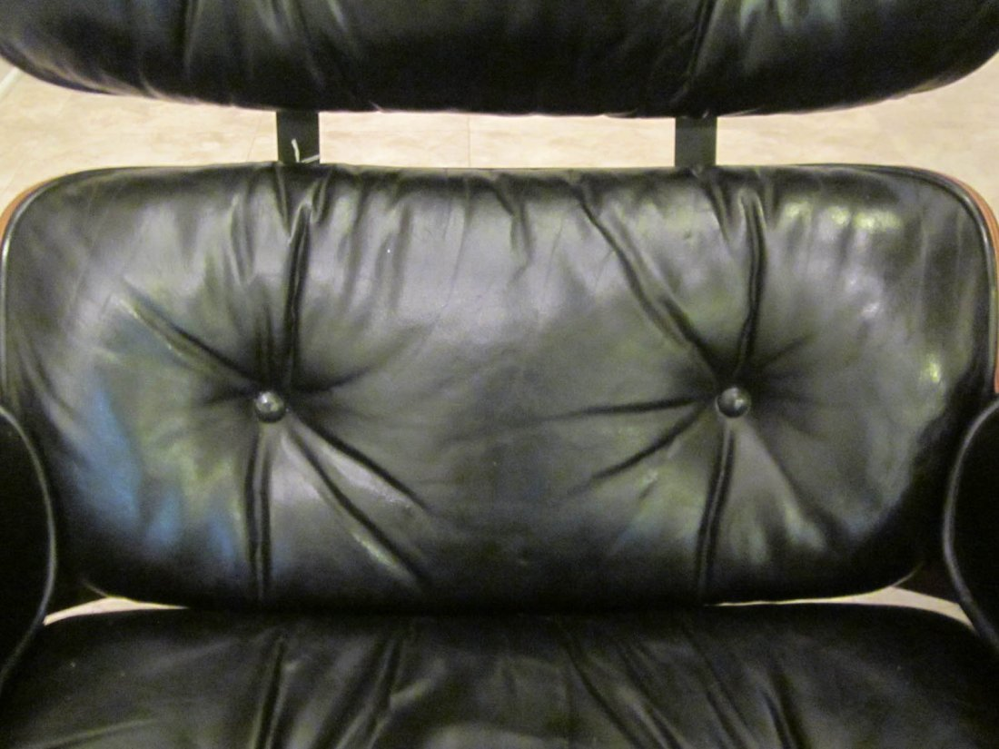 Eames Lounge Chair and Ottoman - 5