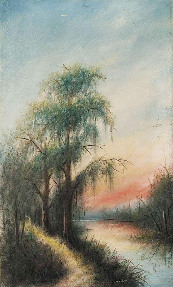 409: Will Ousley (American/Louisiana, 1866-