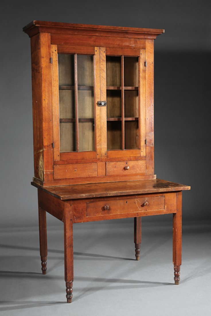 American Walnut Plantation Desk