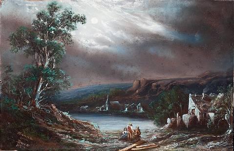 William Henry Buck (Norwegian/New Orleans, 1840)