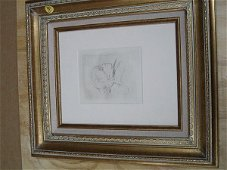 "0081: Pierre-Auguste Renoir (French, 1841-1919) , ""Head"