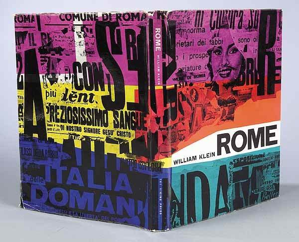 0007: [WILLIAM KLEIN, ROME], The City and Its People, B