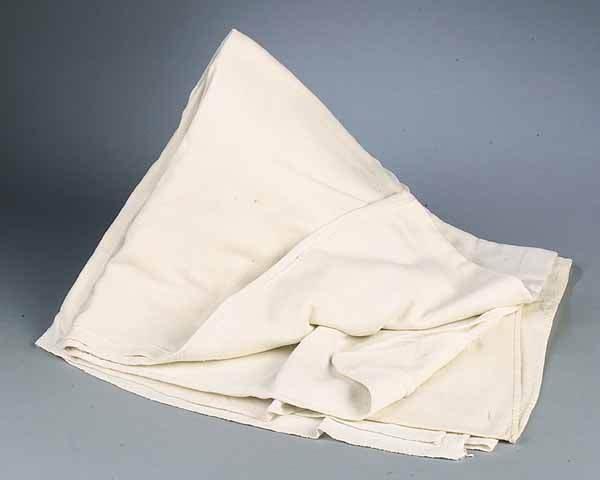 0666: Acadian Homespun Cotton Sheet, Louisiana