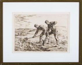 Jean Francois Millet (french, 1814-1875)
