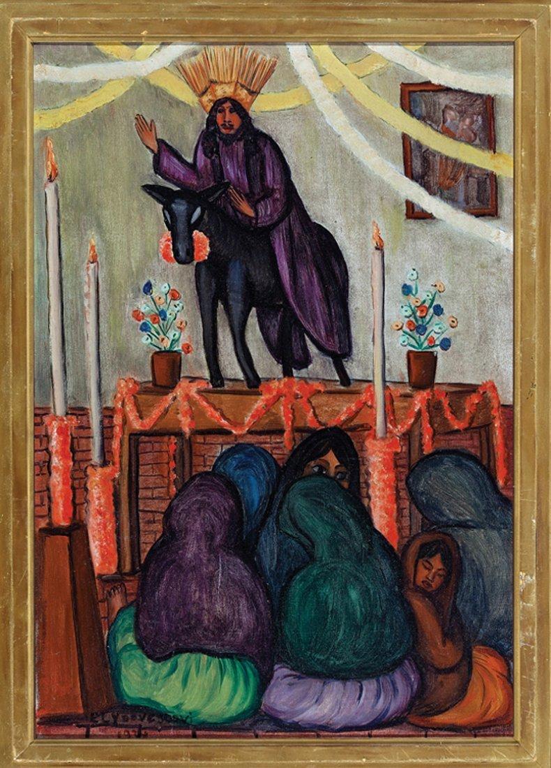 Ely De Vescovi (American/Mexico, 1910-1998)
