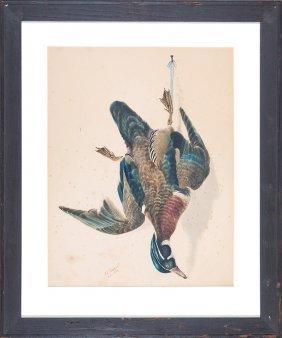 George Louis Viavant (american/new Orleans, 1872)