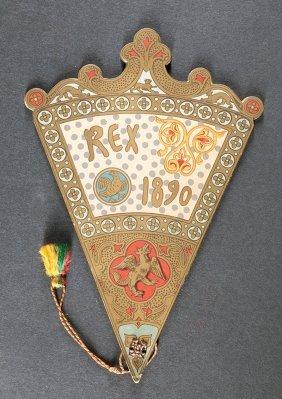 [mardi Gras] Rex, 1890