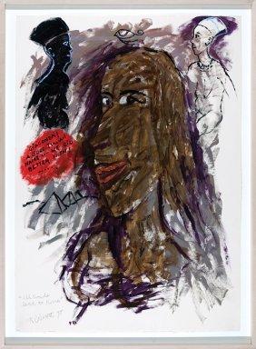 Robert Colescott (american, 1925-2009)