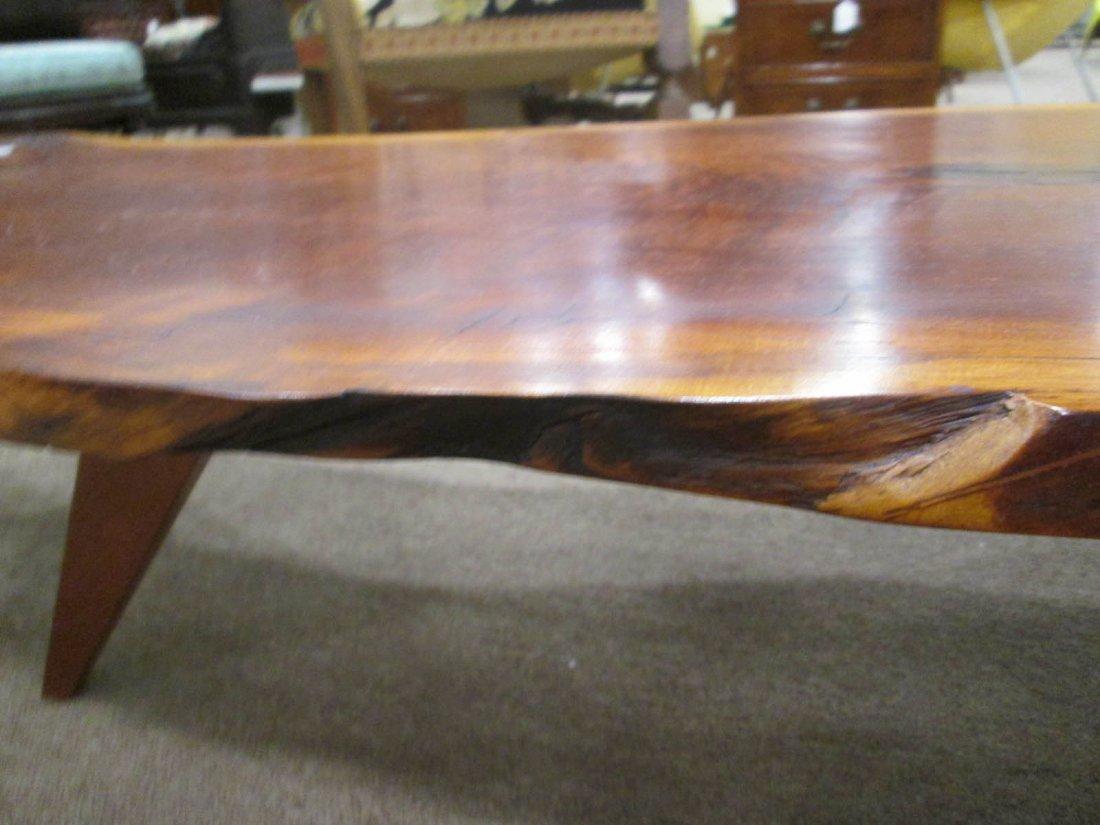 George Nakashima Cherrywood Coffee Table - 8