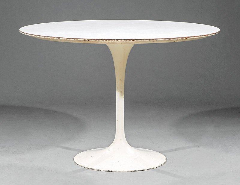 Eero Saarinen Tulip Dining Table, Knoll