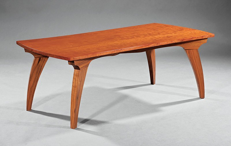 Mark Whitley Contemporary Craft Studio Low Table