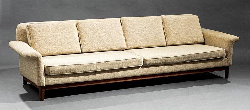 Mid-Century Modern Folke Ohlsson for Dux Sofa