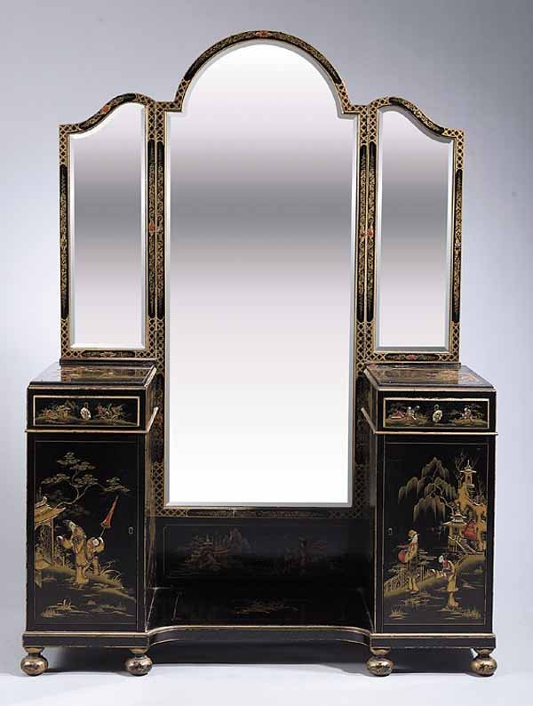 Dressing Table, James Phillips and Sons, Bristol
