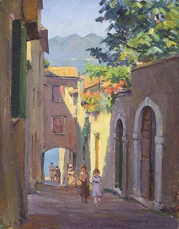 Robert Cusner, Oil on Canvas