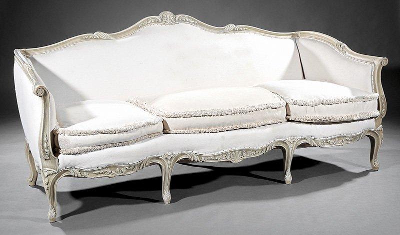 Maison Jansen Louis XV-Style Sofa
