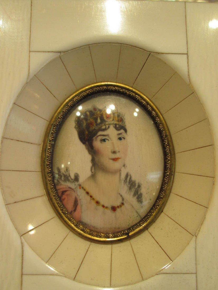 Four Napoleonic Portrait Miniatures - 2