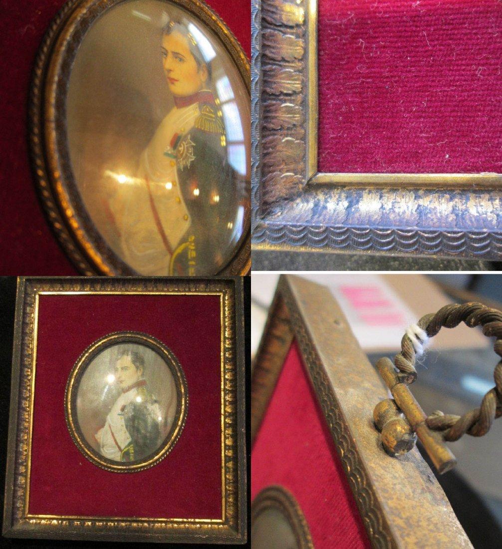 Four Napoleonic Portrait Miniatures - 5