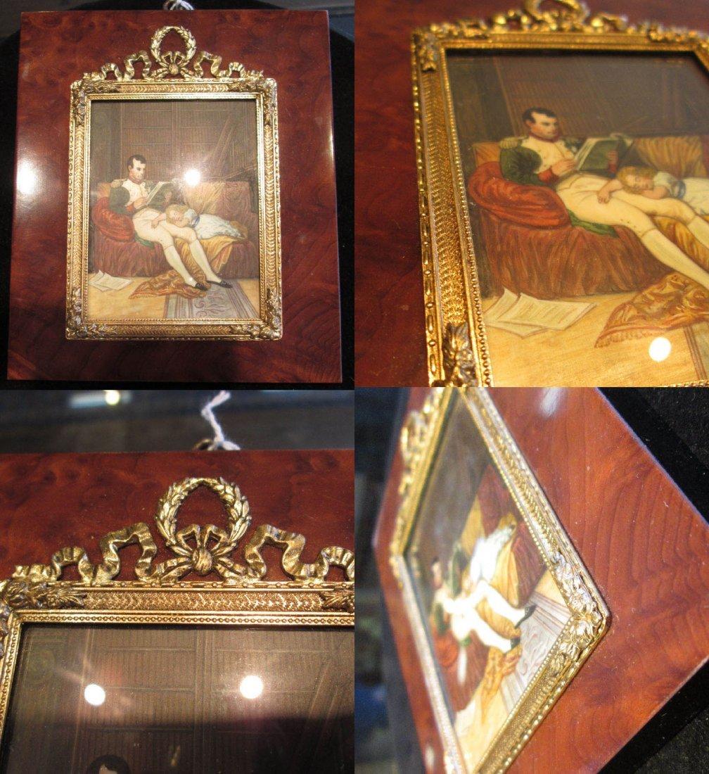 Four Napoleonic Portrait Miniatures - 8