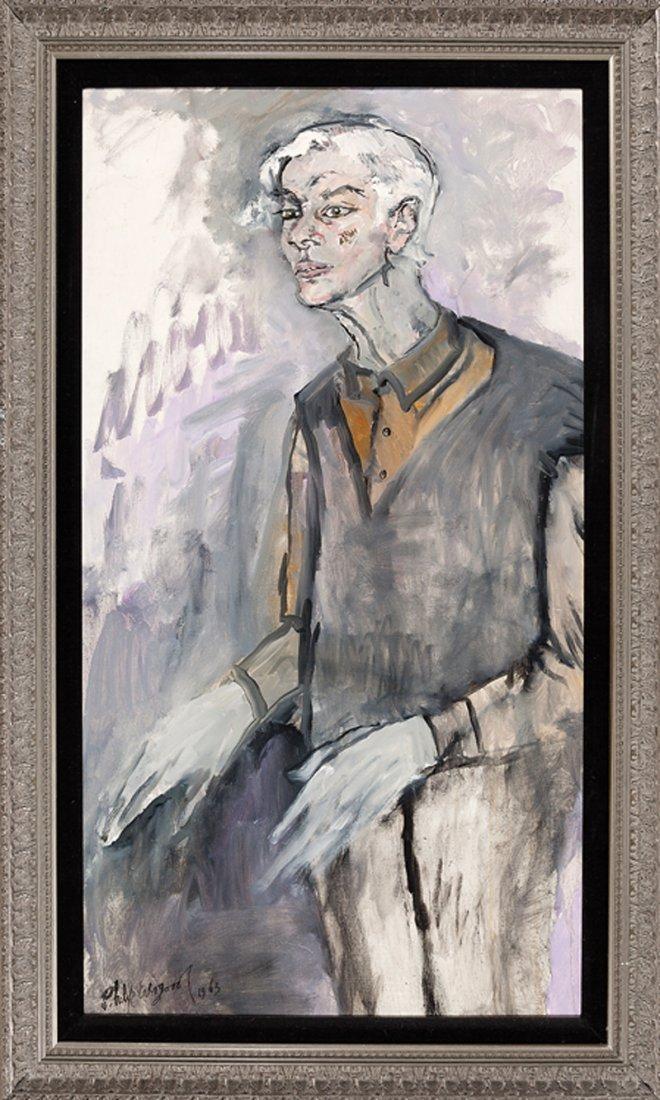 Philip Evergood (American, 1901-1973)