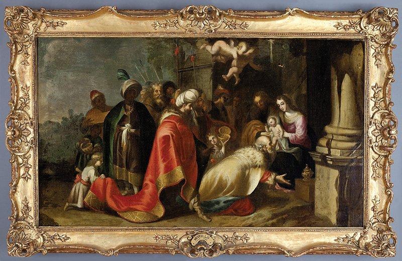 After Bartolome Esteban Murillo (Spanish, 1617-1682)