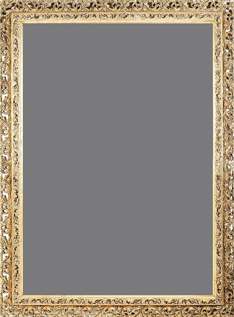 Gilt and Gesso Frame