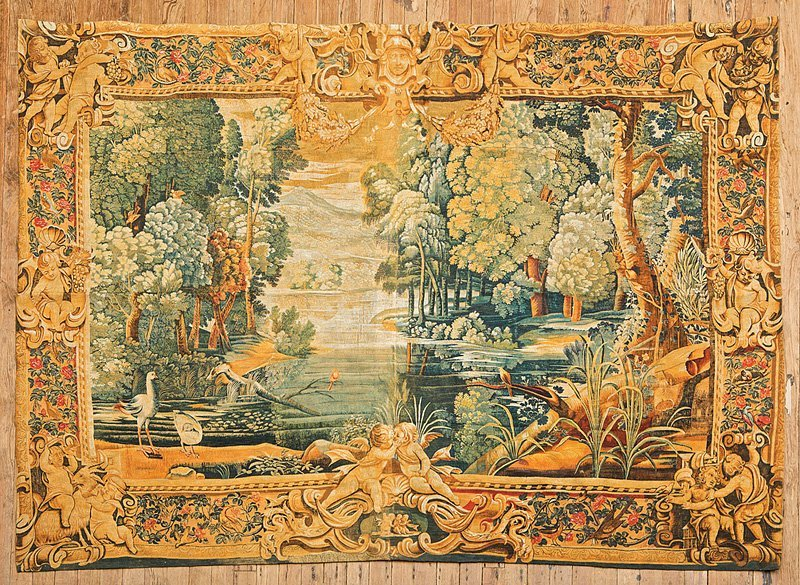 French Decorative Tapestry