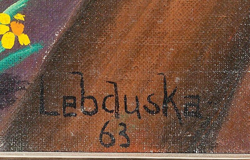 Lawrence Lebduska (American/German, 1894-1966) - 2
