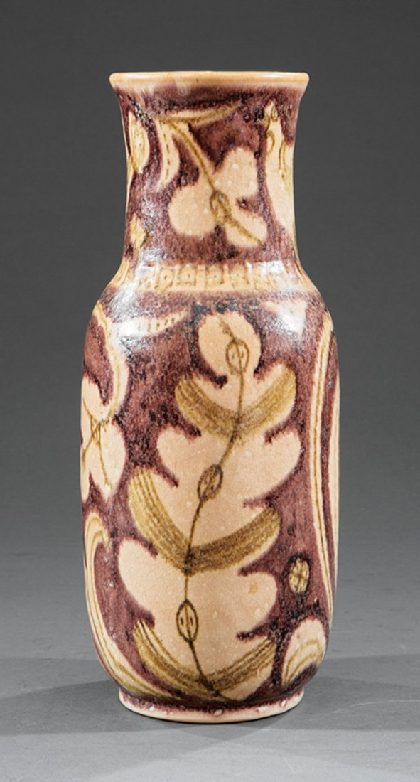 Guido Gambone Art Pottery Vase