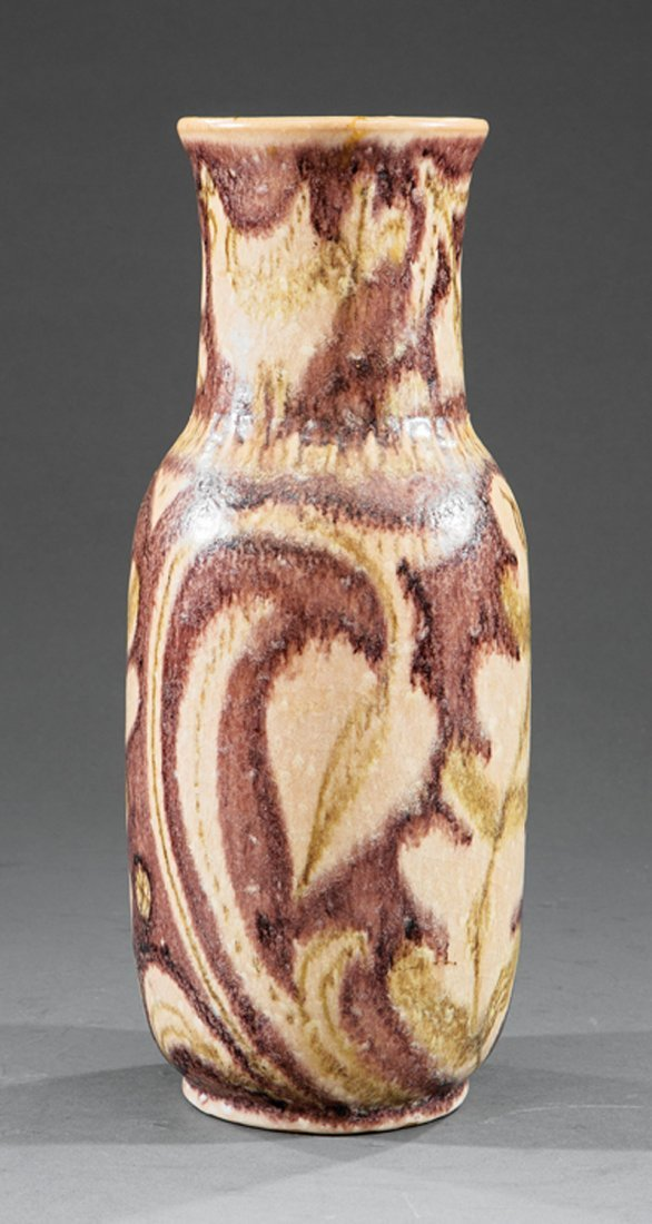 Guido Gambone Art Pottery Vase - 2