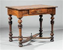 Queen Anne-Style Side Table