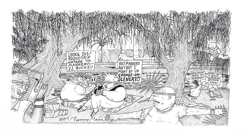 Bunny Matthews (American/New Orleans, 20th c.) - 6