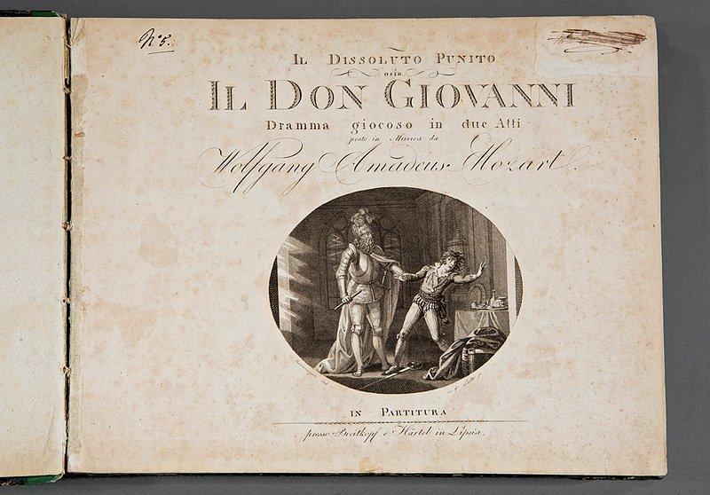 Ten Opera Piano and Conductor's Scores - 2
