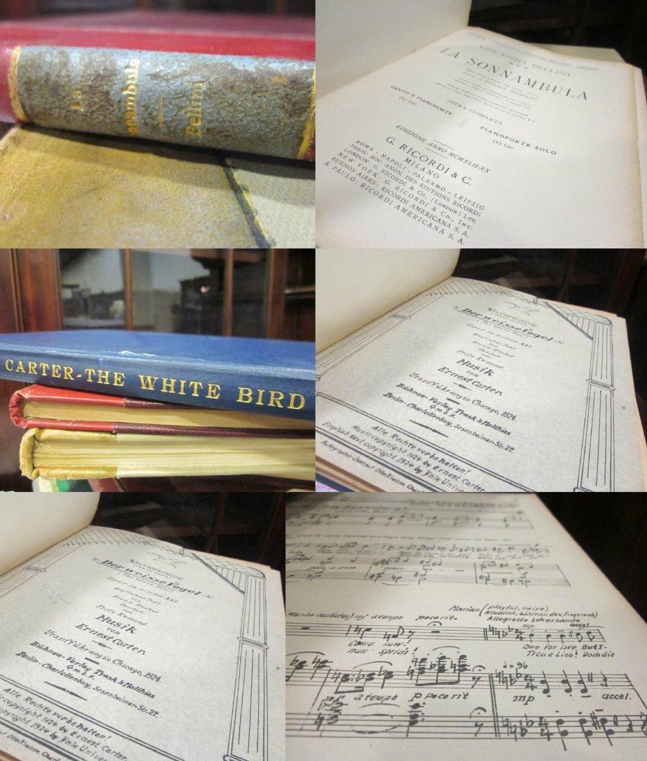 Ten Opera Piano and Conductor's Scores - 3