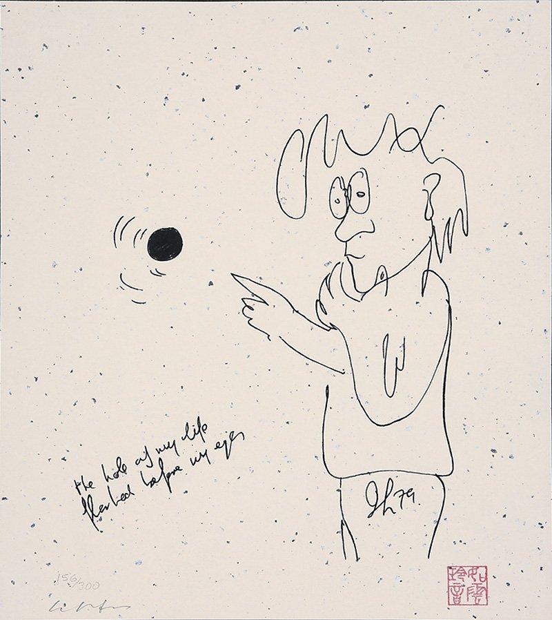 John Lennon (British/New York, 1940-1980)