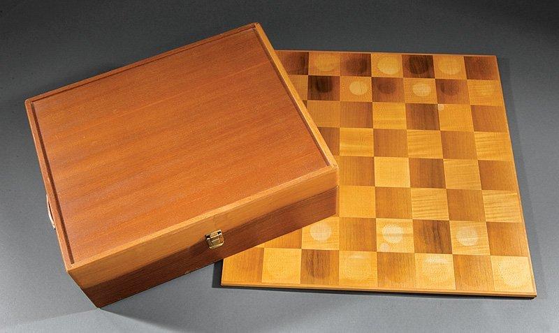 "Anri ""Montsalvat"" Chess Set"