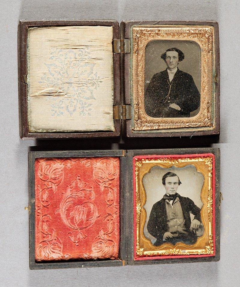 [Cased Images] Portraits of Gentlemen - 4