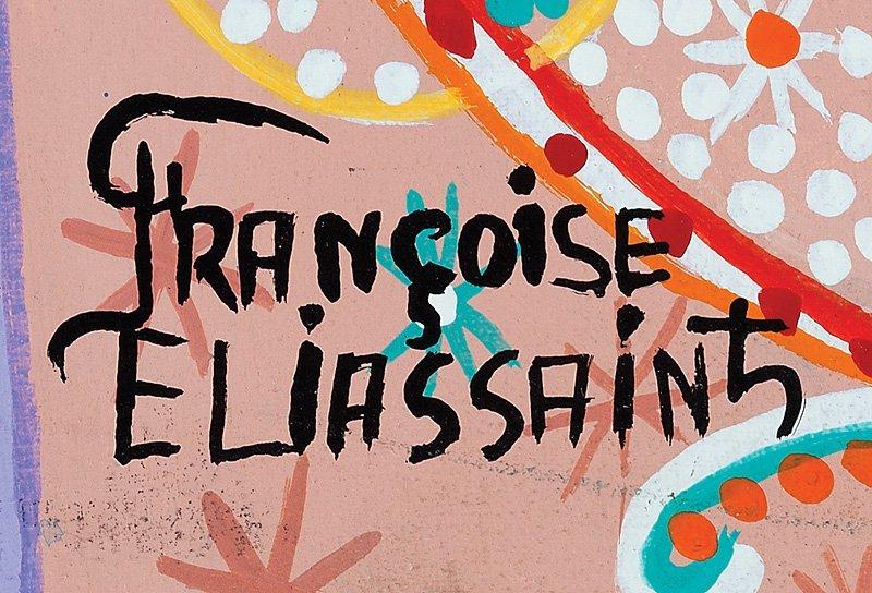 Françoise Eliassaint (Haitian, b. 1958) - 2