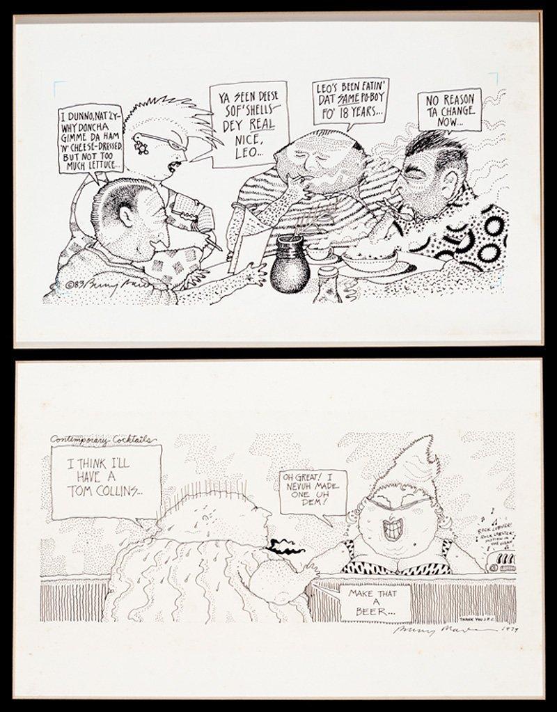 Bunny Matthews (American/New Orleans, 20th c.) - 3