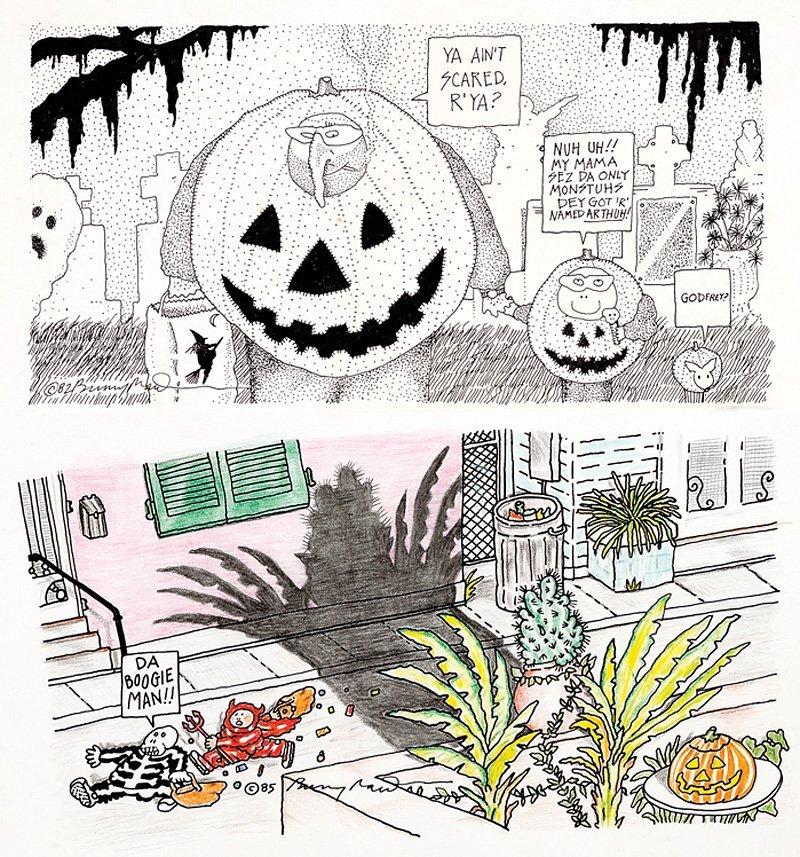 Bunny Matthews (American/New Orleans, 20th c.)