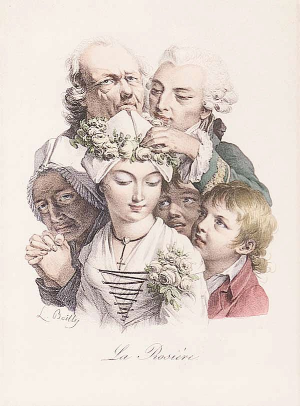 0004: Louis Leopold Boilly (French, 1061-184